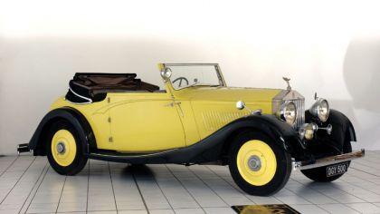 1926 Rolls-Royce 20 Drophead coupé 2