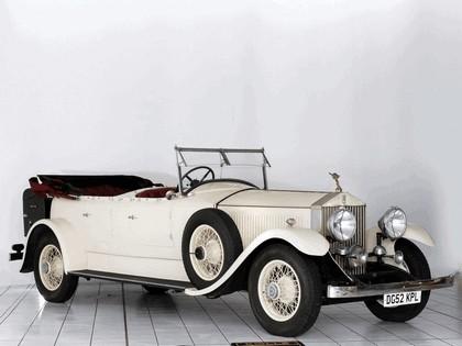 1929 Rolls-Royce Phantom 40-50 Open Tourer II 1