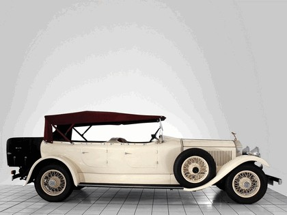 1929 Rolls-Royce Phantom 40-50 Open Tourer II 2