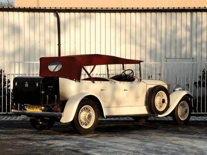 1929 Rolls-Royce Phantom 40-50 Open Tourer II 4