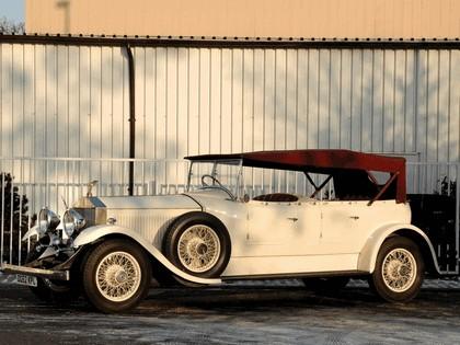 1929 Rolls-Royce Phantom 40-50 Open Tourer II 5