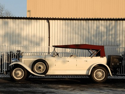 1929 Rolls-Royce Phantom 40-50 Open Tourer II 6