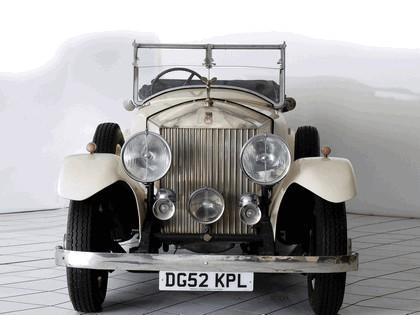 1929 Rolls-Royce Phantom 40-50 Open Tourer II 7