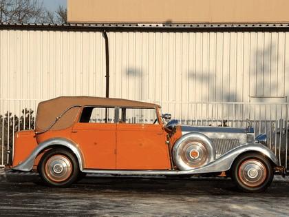 1934 Rolls-Royce Phantom 40-50 cabriolet - Star Of India II 4