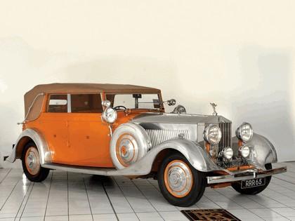 1934 Rolls-Royce Phantom 40-50 cabriolet - Star Of India II 5