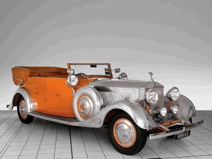 1934 Rolls-Royce Phantom 40-50 cabriolet - Star Of India II 6