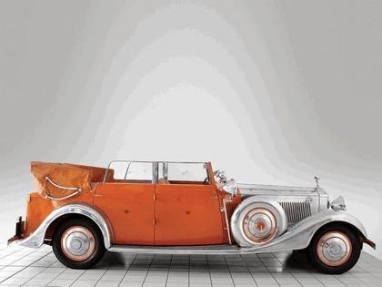 1934 Rolls-Royce Phantom 40-50 cabriolet - Star Of India II 8
