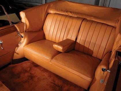 1934 Rolls-Royce Phantom 40-50 cabriolet - Star Of India II 11