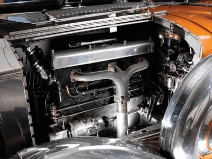 1934 Rolls-Royce Phantom 40-50 cabriolet - Star Of India II 12