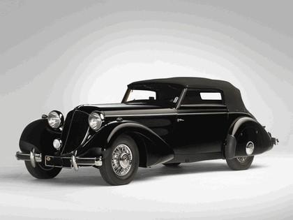 1936 Mercedes-Benz 540K Special cabriolet 1