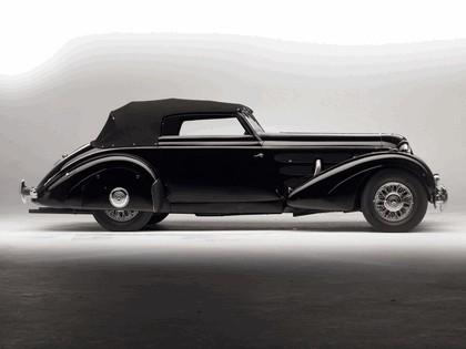 1936 Mercedes-Benz 540K Special cabriolet 2