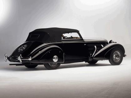 1936 Mercedes-Benz 540K Special cabriolet 3