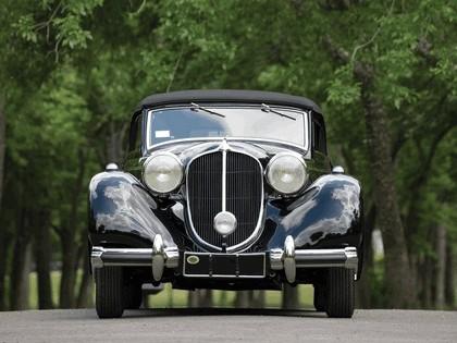 1936 Mercedes-Benz 540K Special cabriolet 7