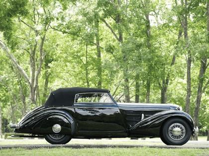 1936 Mercedes-Benz 540K Special cabriolet 8