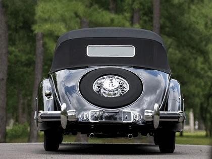 1936 Mercedes-Benz 540K Special cabriolet 9