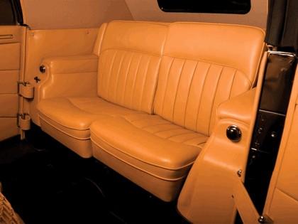 1936 Mercedes-Benz 540K Special cabriolet 15