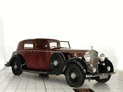 1936 Rolls-Royce Phantom III Sedanca de Ville 1
