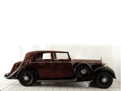 1936 Rolls-Royce Phantom III Sedanca de Ville 2