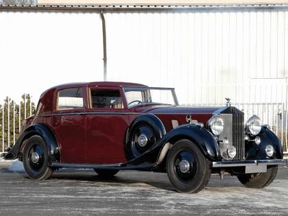 1936 Rolls-Royce Phantom III Sedanca de Ville 4
