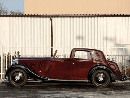 1936 Rolls-Royce Phantom III Sedanca de Ville 5