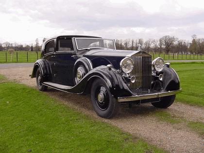 1936 Rolls-Royce Phantom III Sedanca de Ville 7