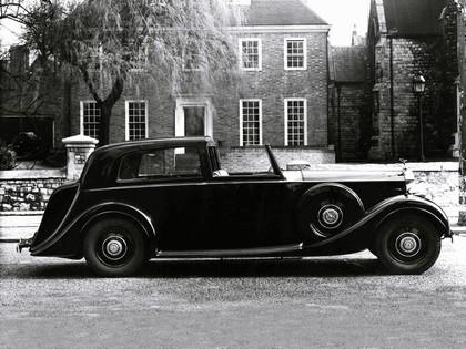 1936 Rolls-Royce Phantom III Sedanca de Ville 8