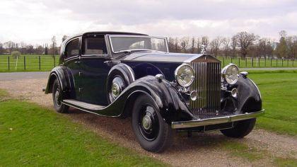 1936 Rolls-Royce Phantom III Sedanca de Ville 3