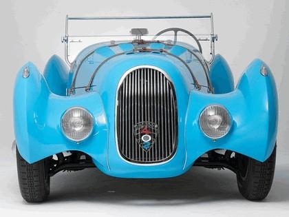 1938 Peugeot 402 Special Pourtout roadster 4