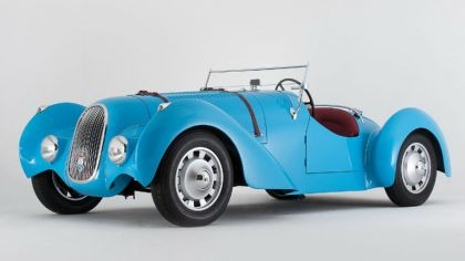 1938 Peugeot 402 Special Pourtout roadster 1