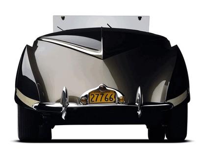 1939 Rolls-Royce Phantom III Labourdette Vutotal cabriolet 3