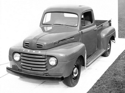 1948 Ford F-1 Pickup 1