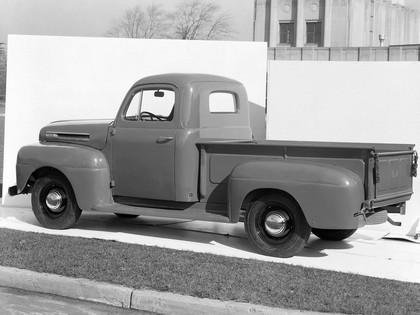 1948 Ford F-1 Pickup 3