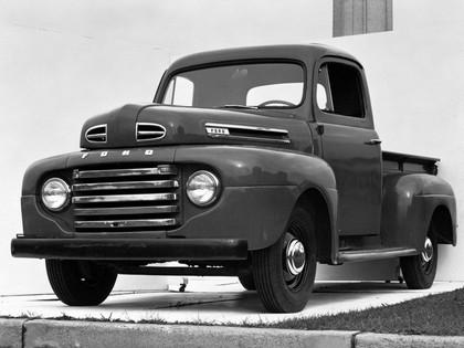 1948 Ford F-1 Pickup 4