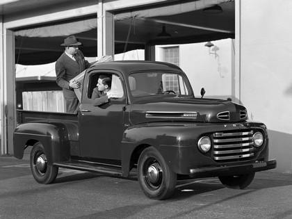 1948 Ford F-1 Pickup 5