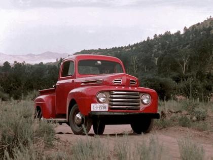 1948 Ford F-1 Pickup 6