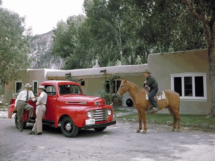 1948 Ford F-1 Pickup 7