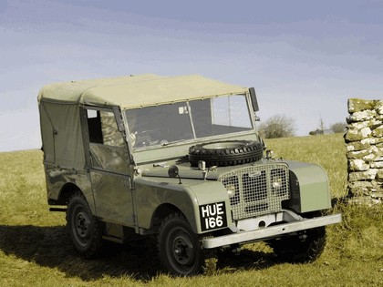 1948 Land Rover Series I 80 Soft Top 1