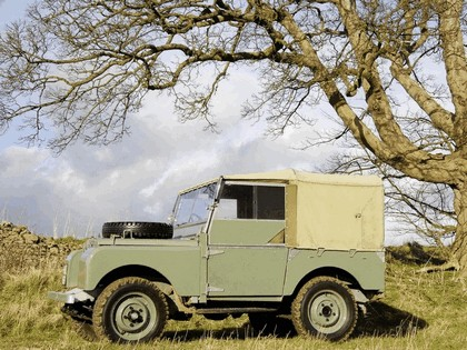 1948 Land Rover Series I 80 Soft Top 3