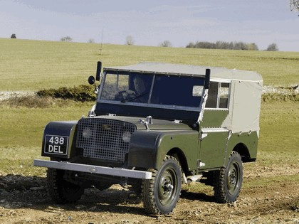1948 Land Rover Series I 80 Soft Top 5