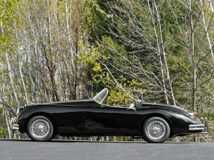 1951 Jaguar XK 150 roadster 2