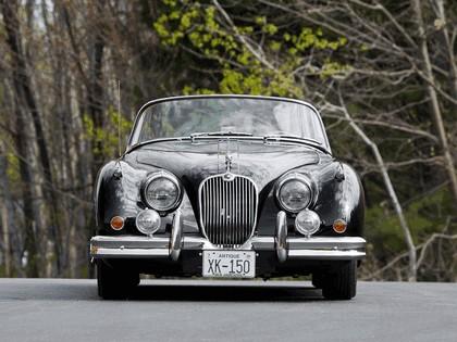 1951 Jaguar XK 150 roadster 4