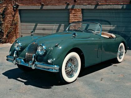 1951 Jaguar XK 150 roadster 5