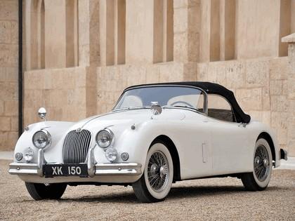 1951 Jaguar XK 150 roadster 7