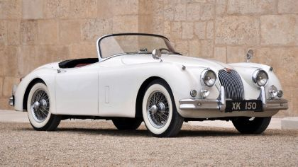 1951 Jaguar XK 150 roadster 9