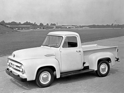 1953 Ford F-100 2