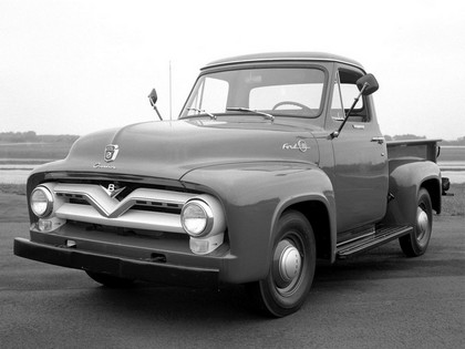1953 Ford F-100 4