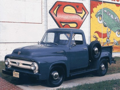 1953 Ford F-100 10