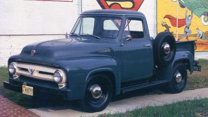 1953 Ford F-100 3