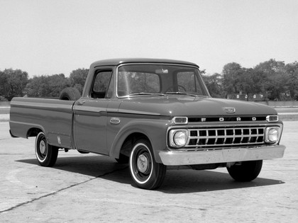 1965 Ford F-100 2
