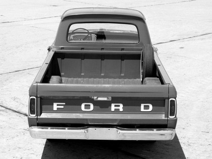 1965 Ford F-100 3